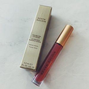KEVYN AUCOIN Molten Liquid Lipstick - COLOR: Janet